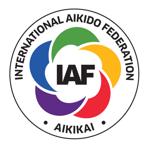 International Aikido Federation logo